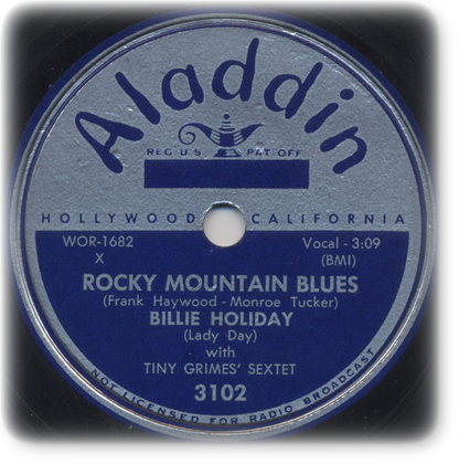 Rocky Mountain Blues