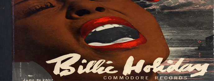 "Visual Discography of ""Lady Day""     Billie Holiday"