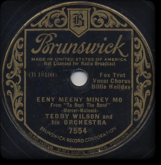 Eeny Meeny Miney Mo