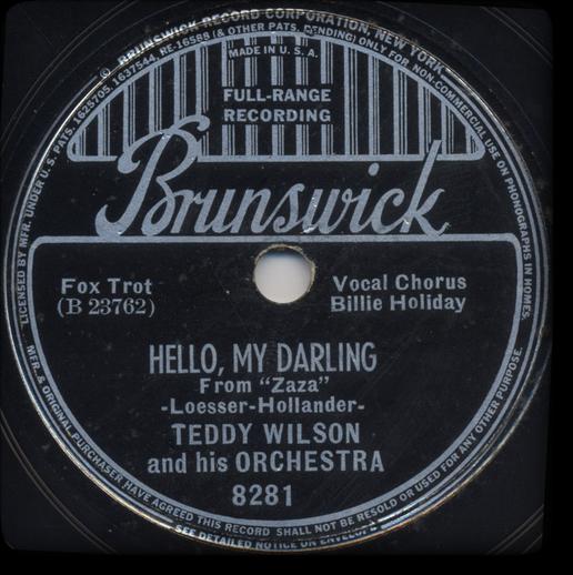 Hello, My Darling