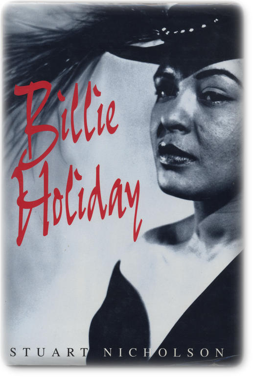 Billie Holiday表紙