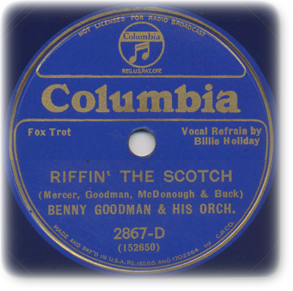 Riffin' The Scotch