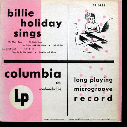 Billie Holiday Sings