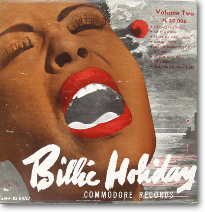 Billie Holiday Volume2