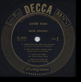 Decca DL5345A