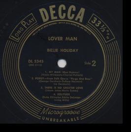 Decca DL5345B