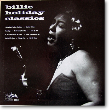 Billie Holiday Classics