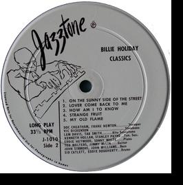 Jazztone J-1010B