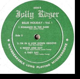 Jolly Roger 5020B