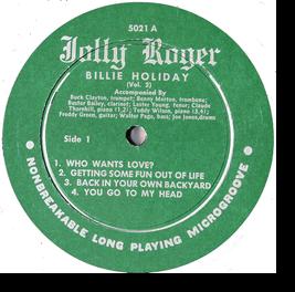 Jolly Roger 5021A