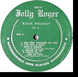 Jolly Roger 5021B