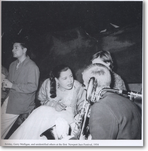 1954New Port Jazz Festival